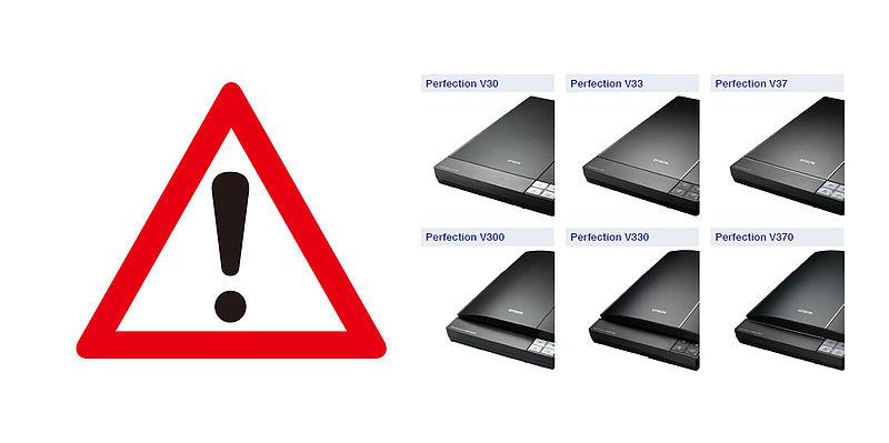 Veiligheidswaarschuwing voor scanners van Epson vanwege brandgevaar