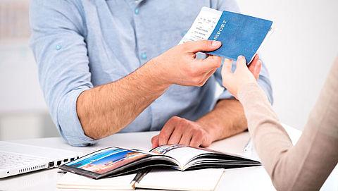 Socialemediagegevens verplicht invullen voor Amerikaans visum}