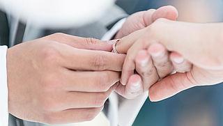 Echtparen trouwen minder vaak op huwelijkse voorwaarden