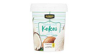 Opgelet: Verkeerd etiket op Jumbo-ijs met kokossmaak