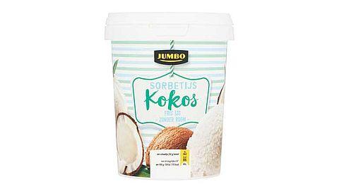 Opgelet: Verkeerd etiket op Jumbo-ijs met kokossmaak}