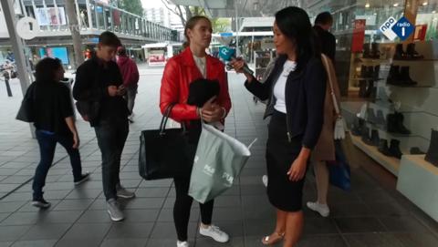 Shoppen met consumenten: nieuwe wintercollectie en onnodige aankopen