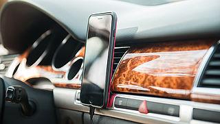 Telefoonhouder met magneet: schadelijk voor je smartphone?