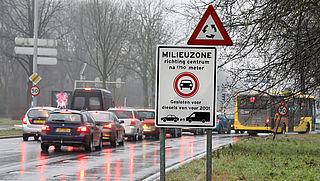 Oude dieselauto's niet meer welkom in Arnhem vanaf 2019