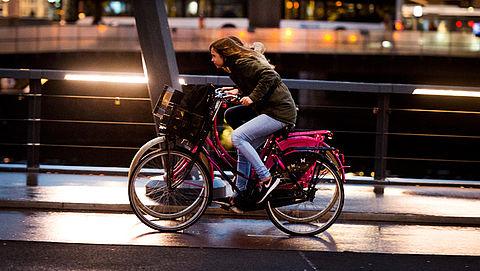 'Kabinet laat fiets in de kou staan'