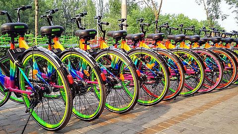 Google Maps toont fietsdeelstations in wereldsteden
