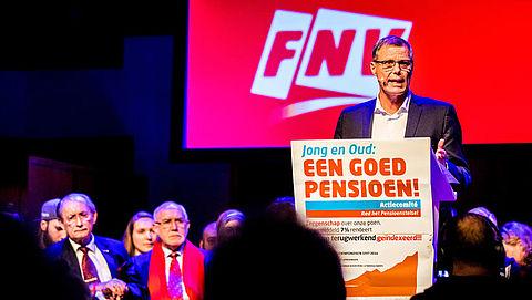 FNV: Hogere rekenrente om pensioenverschillen te voorkomen}