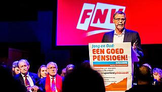 FNV: Hogere rekenrente om pensioenverschillen te voorkomen