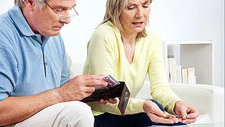'Pensioenkorting dreigt nog steeds'