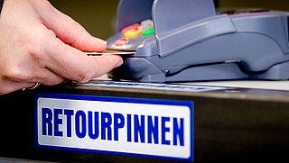 Nederlanders maken vaker gebruik van retourpinnen