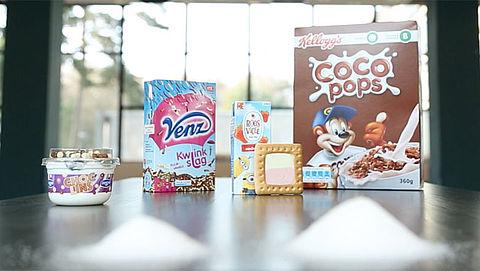 Kinderen eten jaarlijks eigen lichaamsgewicht aan suiker}