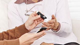 'Sneller ingrijpen om amputatie bij diabetespatiënt te voorkomen'