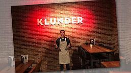 Douche: Grand Café Klunder