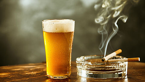 Meer boetes uitgedeeld om overtreden rookverbod}