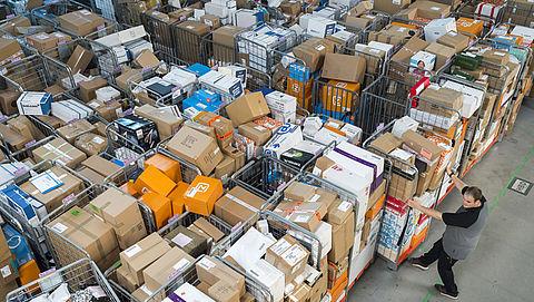 Veel klachten over pakketbezorging door PostNL}