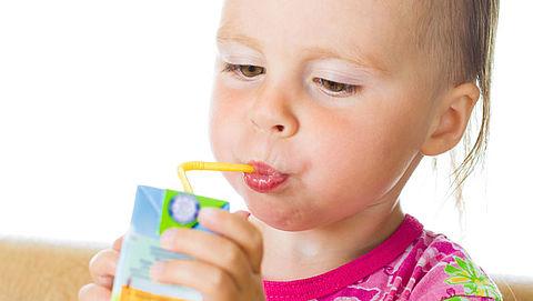 'Vruchtendrankjes voor kinderen bevatten nauwelijks fruit en te veel suiker'