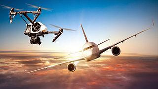 Schiphol wil harde aanpak drones