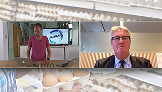 Besmette eieren: in gesprek met de NVWA