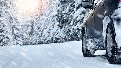 Nederlanders kennen Duitse regels voor winterbanden niet