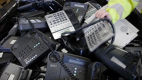 Elektrische apparaten minder vaak bij restafval
