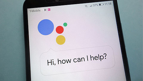 Voortaan ook mannelijke stem bij Google Assistent