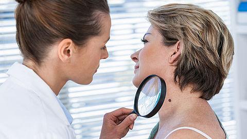 Overlevingskans huidkanker verbeterd door nieuwe medicijnen}