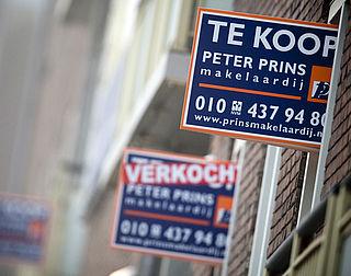 'Huizen worden 3 procent duurder'