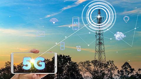 Kan ik mijn telefoon met 5G ook op een 4G-netwerk gebruiken?