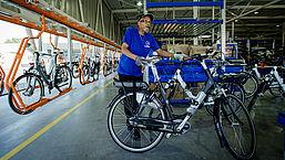 Hoe lang mag een dure elektrische fiets meegaan?