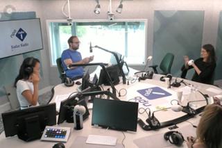 Radio-uitzending 09-06-2018