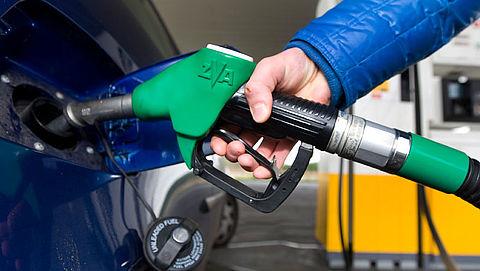 Benzineprijs een dubbeltje onder hoogste prijs ooit