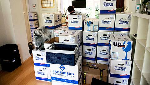 'Gekte op huizenmarkt neemt iets af'}