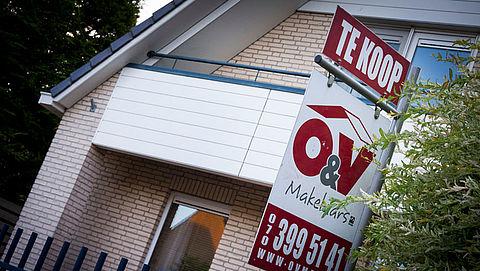Huizenprijzen weer fors gestegen}