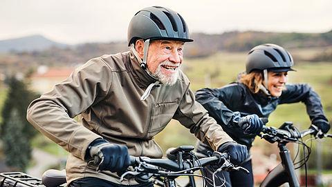 'Kans op dodelijk fietsongeluk driemaal groter met e-bike'