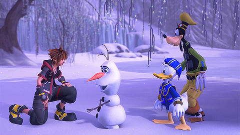 Is Kingdom Hearts 3 geschikt voor mijn kind?
