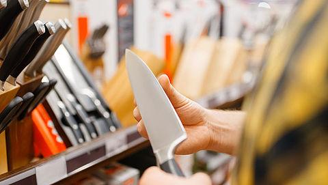96% wil verbod op verkoop messen aan kinderen. Wat wil de overheid?
