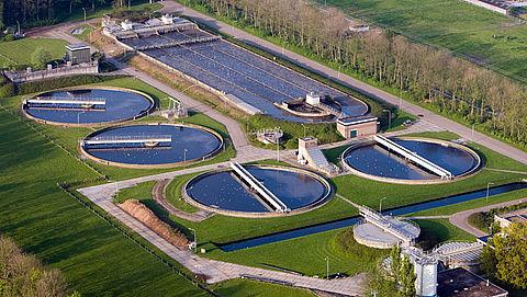 Schoner water door efficiënter gebruik zuiveringsinstallatie