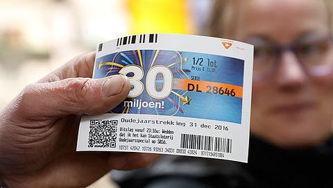 Stichting Loterijverlies mag gedupeerden Staatsloterij niet vertegenwoordigen }