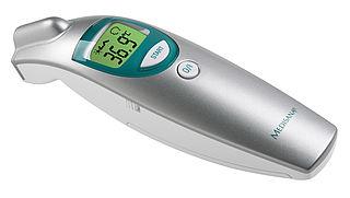 'Contactvrije thermometers kunnen niet nauwkeurig meten'