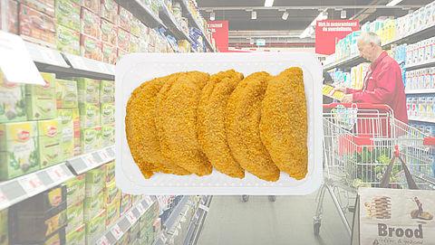 Pinda in kipkaasschnitzels van Dirk, product teruggeroepen