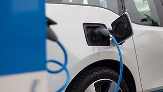 Verkoop elektrische auto's 30 procent gestegen