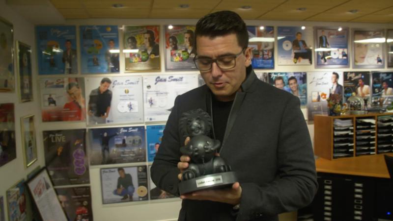 Winnaars Loden Leeuw 2016: Jan Smit en Tele 2