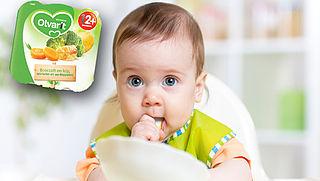 Nutricia waarschuwt voor peutergerecht Olvarit