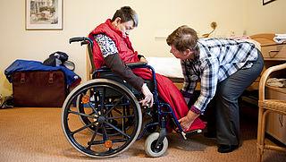 Mag een reis voor mindervaliden meer geld kosten?