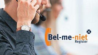 Nieuw systeem voor Bel-me-niet Register ophanden