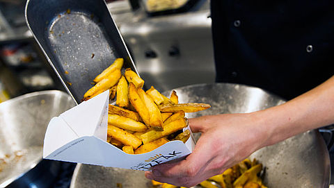 'Dring kankerverwekkende stof terug in patat en brood'