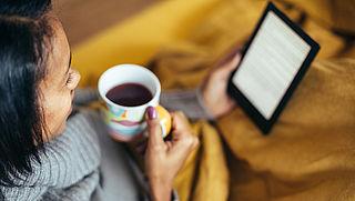 Online e-books lenen bij de bieb en lezen op smartphone, pc of e-reader: zo werkt het