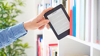 Doorverkoop e-books mag niet