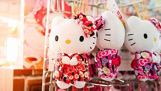 Miljoenenboete voor bedrijf achter Hello Kitty