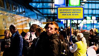 Niet alle reizigers blij met tienminutentrein